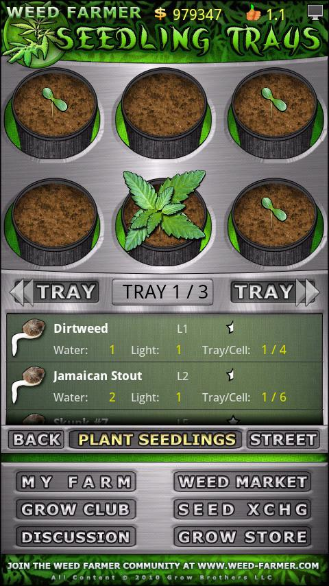 Weed Farmer- screenshot