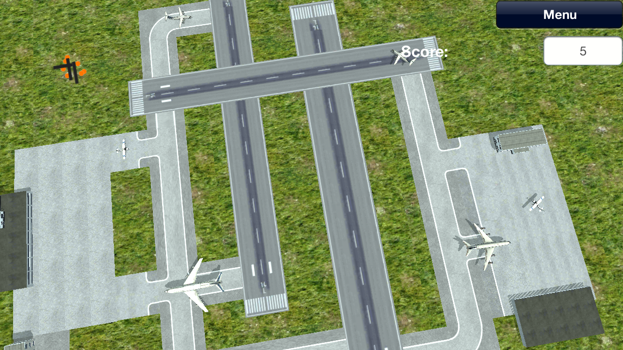 Air Traffic Control Simulator- screenshot