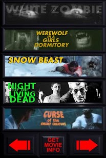 Movies - Horror Films - screenshot thumbnail