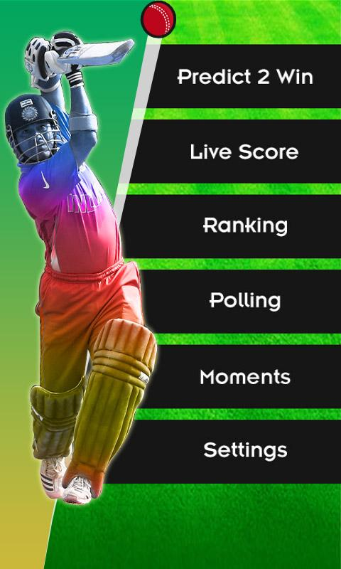 CricAddict - screenshot
