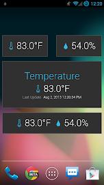 Holo Ambient Temperature Screenshot 3
