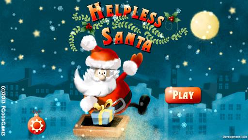 Helpless Santa
