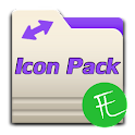 LSIP Text Icons logo