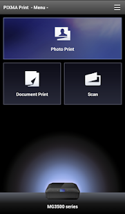PIXMA Printing Solutions - screenshot thumbnail