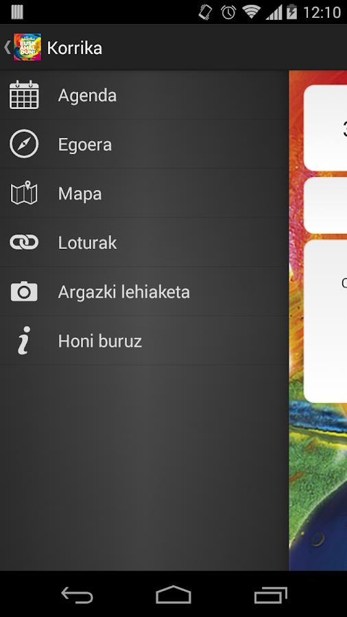 Korrika - screenshot