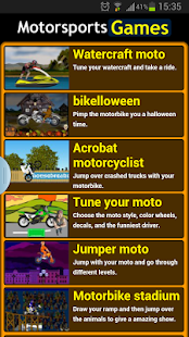 Motorsports Games - screenshot thumbnail