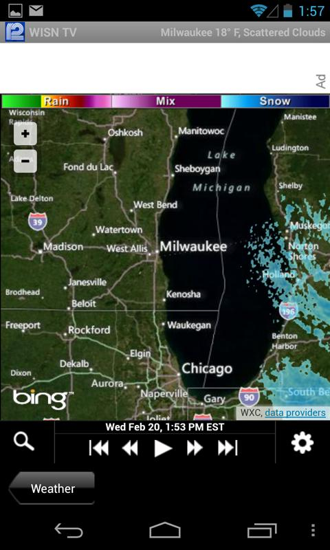WISN 12 News and Weather - screenshot