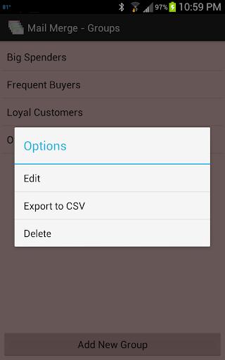 玩通訊App|Mail Merge免費|APP試玩