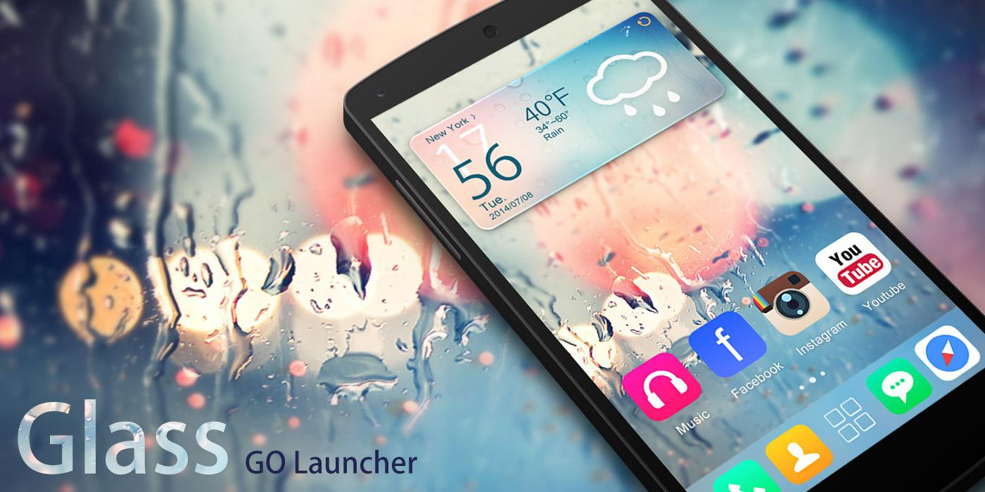 Google theme launcher