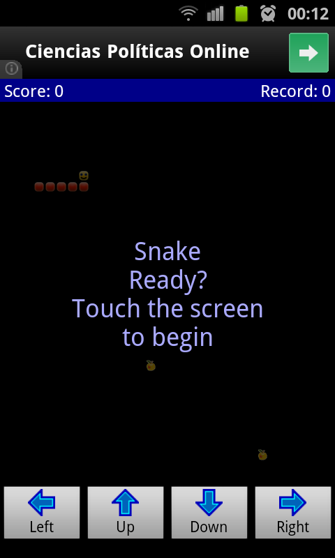 Snake! Snake! Snake!- screenshot