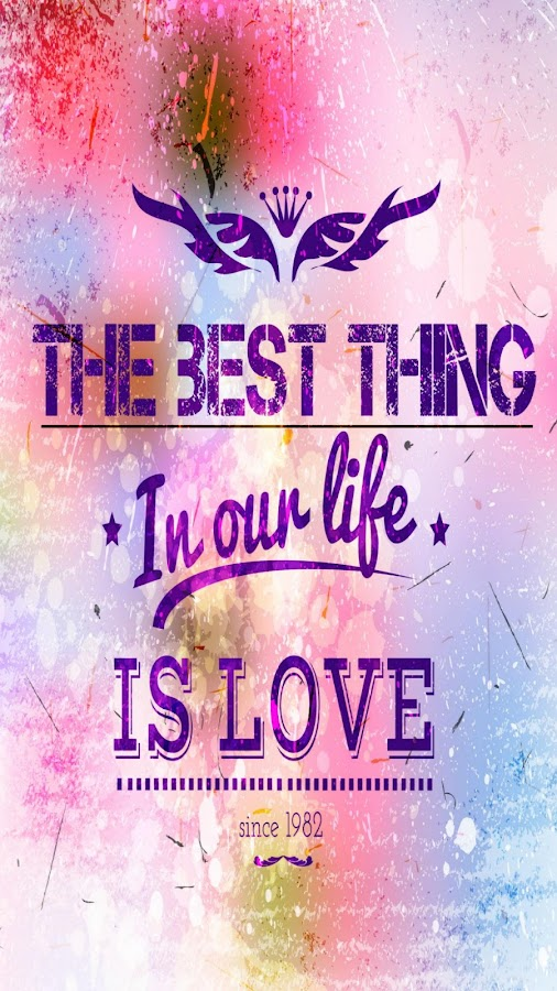 love quote hd wallpapers android apps on google play