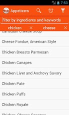 2000 Appetizer Recipes Android Lifestyle