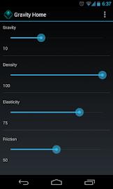 Gravity Home Screenshot 23