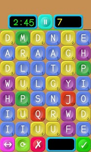 Words Builder HD- screenshot thumbnail
