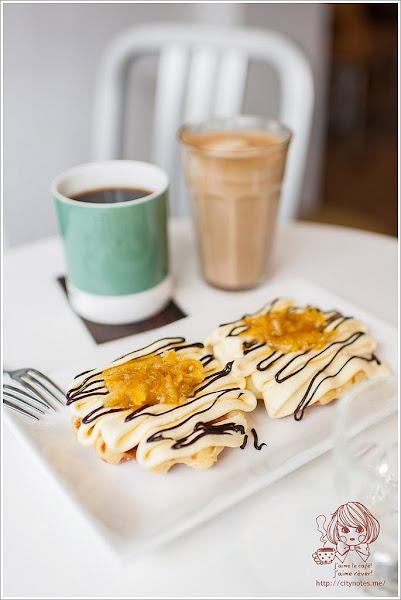 台中●The Factory Mojocoffee●工廠咖啡館裡美妙的一天