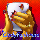 Jessie nails and cup icon