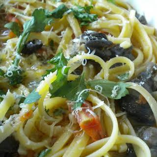 Ya Gotta Love Snails Linguini.