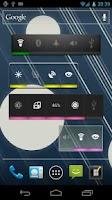 Screenshot of Power Widget