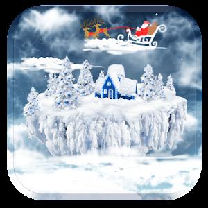 聖誕節空中之美 個人化 LOGO-玩APPs