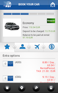 RentalCarGroup  Rent a Car- screenshot thumbnail