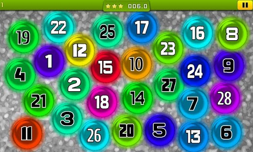 Numbers Fisher - touch fun- screenshot thumbnail