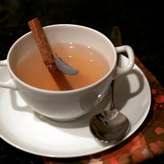 Sage Herbal Tea.