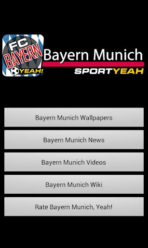 FC Bayern Munich Yeah