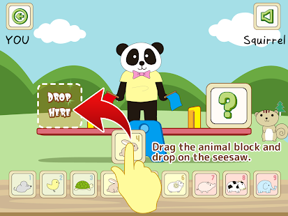 Animal Seesaw- screenshot thumbnail