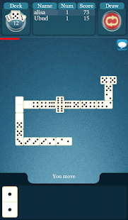 Dominoes Online Free - screenshot thumbnail