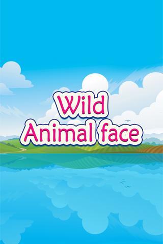 Kids Wild Animal Matching Game