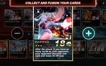 Tekken Card Tournament (CCG) Screenshot 20