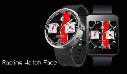 Racing 360-Watch Face Moto 360