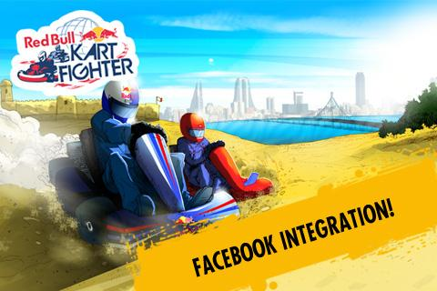 Red Bull Kart Fighter WT - screenshot