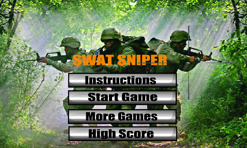 Swat Sniper - screenshot