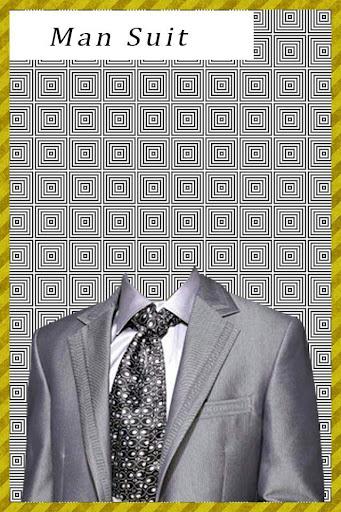 Free Man Photo Suit