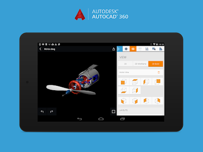 AutoCAD 360 - screenshot thumbnail