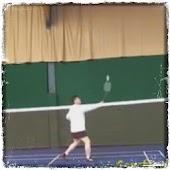 Badminton Drop Shots