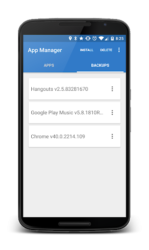 App Manager 2 25 0 44 (Android) - Download APK