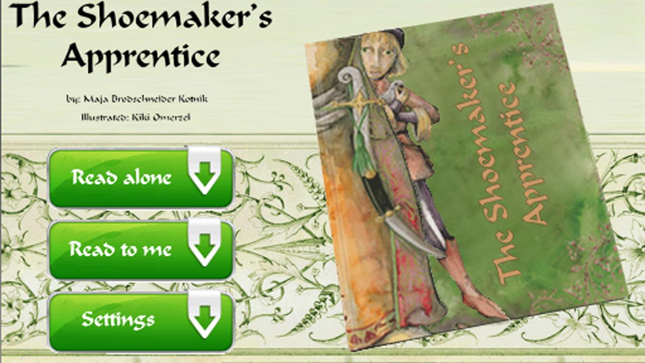 The Shoemaker's Apprentice - screenshot