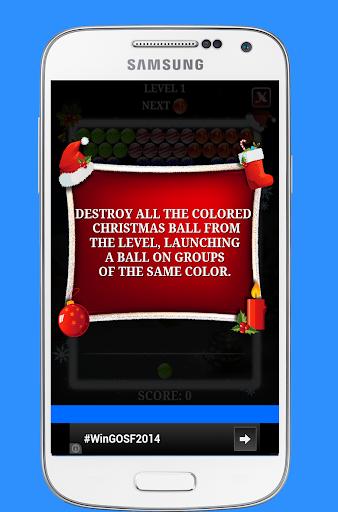 玩休閒App|christmas bubble shooter免費|APP試玩