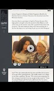 Interface Magazine- screenshot thumbnail
