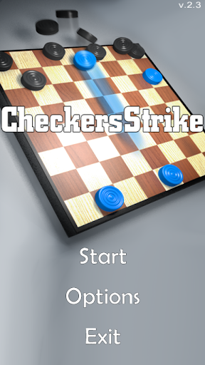 Checkers Strike Full