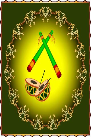 Dandiya Night Garba Dancer
