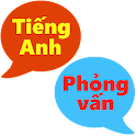 Tiếng Anh phỏng vấn song ngữ icon