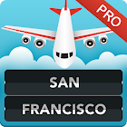 FLIGHTS San Francisco Pro icon