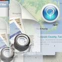 Map Photo Diary icon