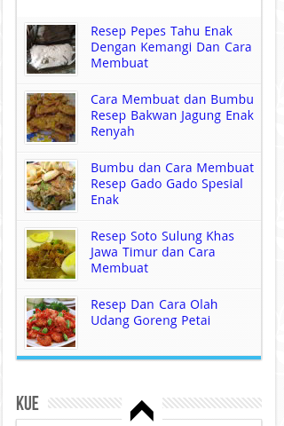 resep masakan indonesia enak   android apps on google play
