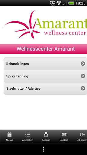 Wellnesscenter Amarant