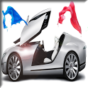Paint your car icon