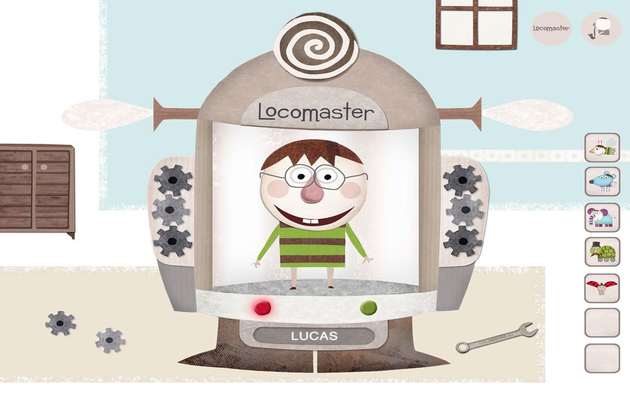 Locomaster - Games for Kids- screenshot